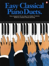 Easy Classical Piano Duets - Piano Duet