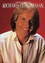 The Piano Solos Of Richard Clayderman - Piano Solo And Guitar