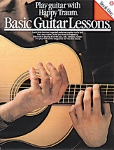 Traum Happy - Play Guitar With Happy Traum's Basic Guitar Lessons - Guitar