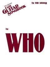 Who - Easy Guitar Songbook