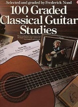 100 Graded Classical Guitar Studies - Guitar