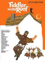 Fiddler On The Roof Vocal Selections Jerry Bock Pvg