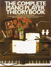 The Complete Piano Player Theory Book - Piano Solo