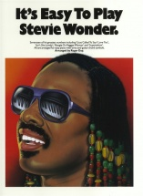 Wonder Stevie - It's Easy To Play Stevie Wonder - Pvg