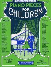 Eckstein Maxwell - Piano Pieces For Children - Everybody's Favorite Series No. 3 - Piano Solo