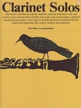 Clarinet Solos - Clarinet