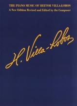 Music For Millions Vol 62 Piano Music Of Heitor Villa-lobos - Piano Solo