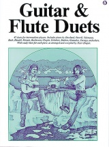 Guitar And Flute Duets - Guitar