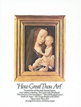 How Great Thou Art - Pvg