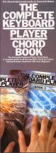 The Complete Keyboard Player Chord Book Kbd - Keyboard