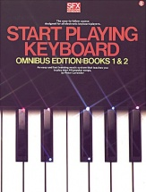 Lavender Peter - Start Playing Keyboard - Books 1 And 2 - Melody Line, Lyrics And Chords