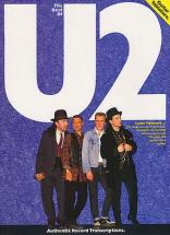 U2 - Best Recorded Version - Guitar Tab