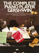 Complete Piano Player Gershwin Pvg - Piano Solo