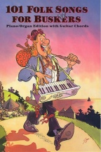 Evans Peter And Lavender Peter - 101 Folk Songs For Buskers - Melody Line, Lyrics And Chords