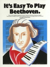 It's Easy To Play Beethoven - Piano Solo