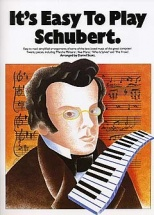 It's Easy To Play - Schubert - Piano Solo