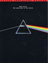 Pink Floyd - The Dark Side Of The Moon - Guitar Tabulature Ed - Guitar Tab