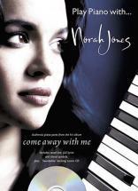 Play Piano With... Norah Jones +cd - Voix, Piano