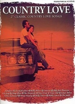 Jack Long - Country Love-27 Classic Country Love Songs-piano/vocal-guitar-music- Pvg