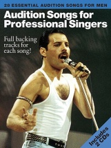 Audition Songs For Professional Singers - Men - Pvg