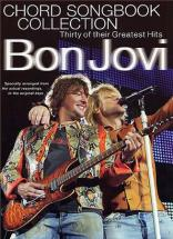 Bon Jovi - Chord Songbook 30 Titres - Chant, Guitare