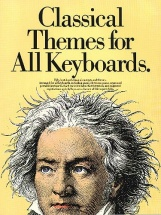 Classical Themes For All Keyboards - Piano Solo
