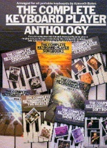 The Complete Keyboard Player Anthology - Keyboard