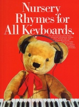 Scott David - Nursery Rhymes For All Keyboards - Pvg