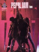 Pearl Jam Ten Guitar Recorded Versions - Guitar Tab