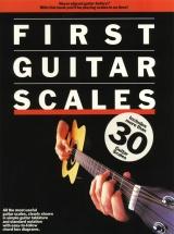 Jones Andy - First Guitar Scales - Guitar Tab