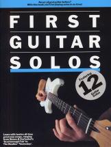 First Guitar Solos - Guitar Tab