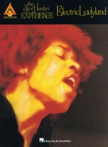 Jimi Hendrix Electric Ladyland Guitar Recorded Versions - Band Score
