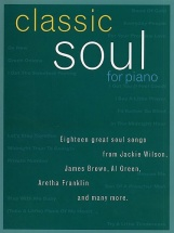 Classic Soul For Piano - Pvg