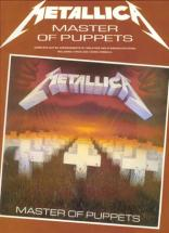 Metallica - Master Of Puppets - Guitar Tab