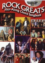 Rock Greats - Play Along Chord Songbook - Guitar