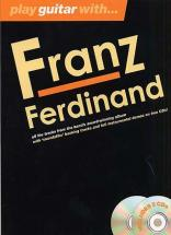 Franz Ferdinand - Play Guitar With  + 2cd - Guitar Tab