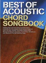 Best Of Acoustic Chord Songbook