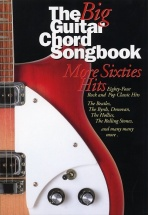The Big Guitar Chord Songbook - More Sixties Hits - Lyrics And Chords
