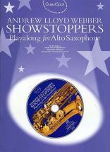 Webber A.l. - Guest Spot - Showstoppers - Saxophone Alto