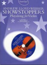 Webber A.l. - Guest Spot - Showstoppers - Violon