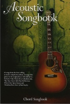 Acoustic Songbook - Chord Songbook - Lyrics And Chords