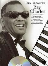 Play Piano With... Ray Charles + Cd