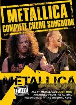 Songbook  :metallica Chord Songbook Vol.2 : The Later Years
