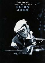 Elton John  - The Piano Transcriptions