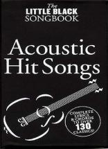 Little Black Songbook - Acoustic Hit Songs