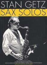 Getz Stan Sax Solos Tenor