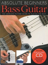Absolute Beginners Bass Guitar - Bass Guitar
