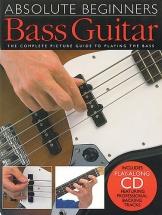Absolute Beginners Bass Guitar - Bass Guitar