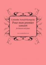 Arnulf-kempcke C. - Pour Mon Premier Concert - Basson and Piano