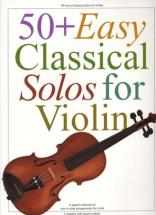 50 Easy Classical Solos - Violin